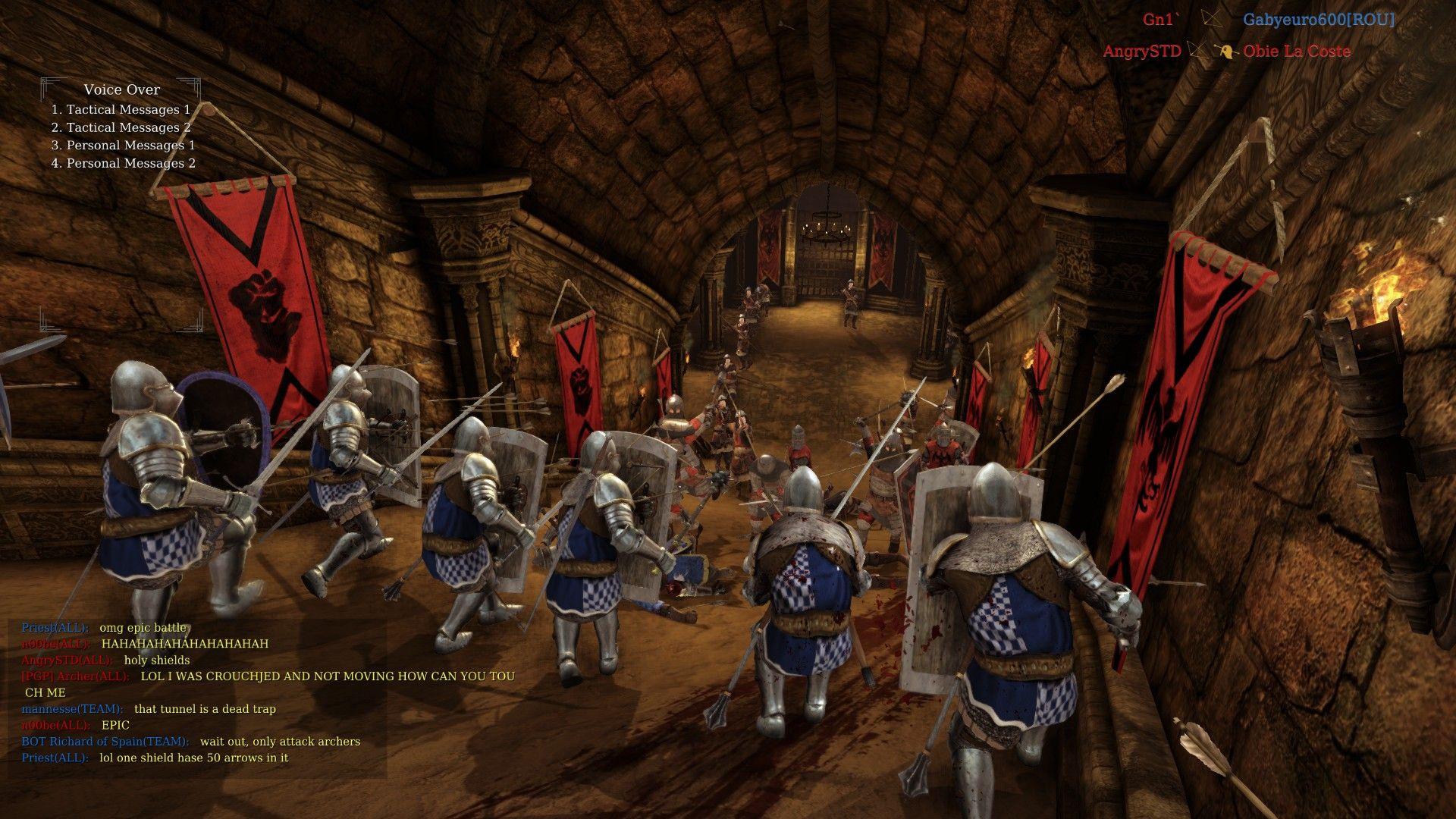 Chivalry medieval warfare pc system requirements 4