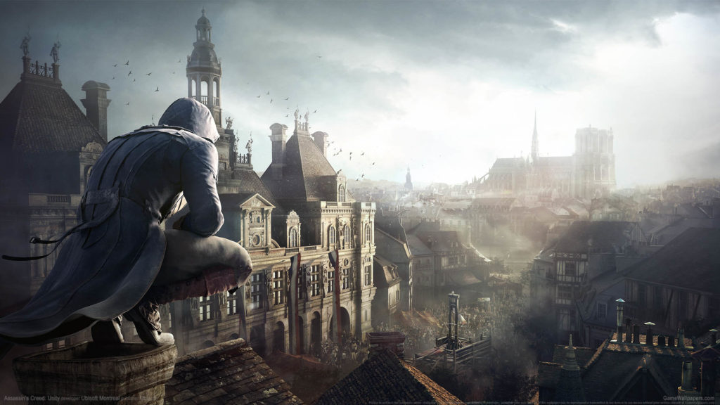 Assassin's Creed: Unity HD Wallpaper Download for PC Windows 1