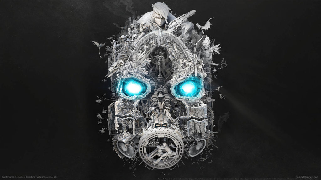 Borderlands 3 HD Wallpaper Download for PC Windows 1