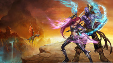 League of Legends HD Wallpaper Download for PC Windows 5