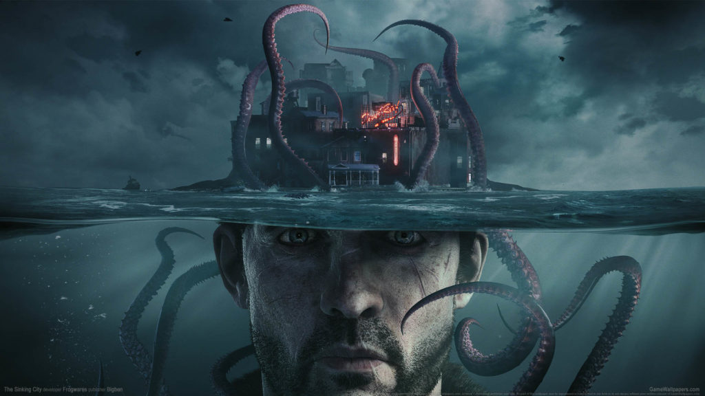 The Sinking City HD Wallpaper Download for PC Windows 1