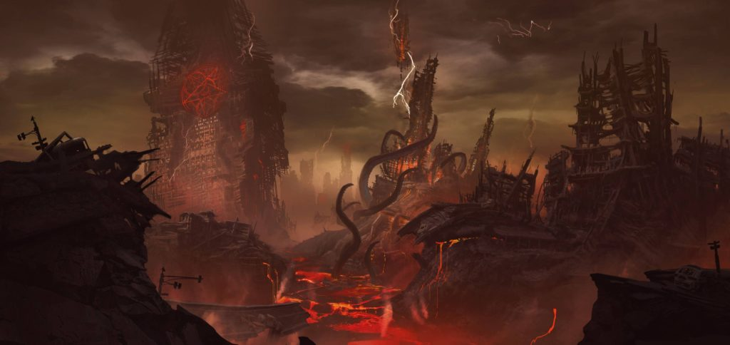 DOOM Eternal HD Wallpaper Download for PC Windows 1