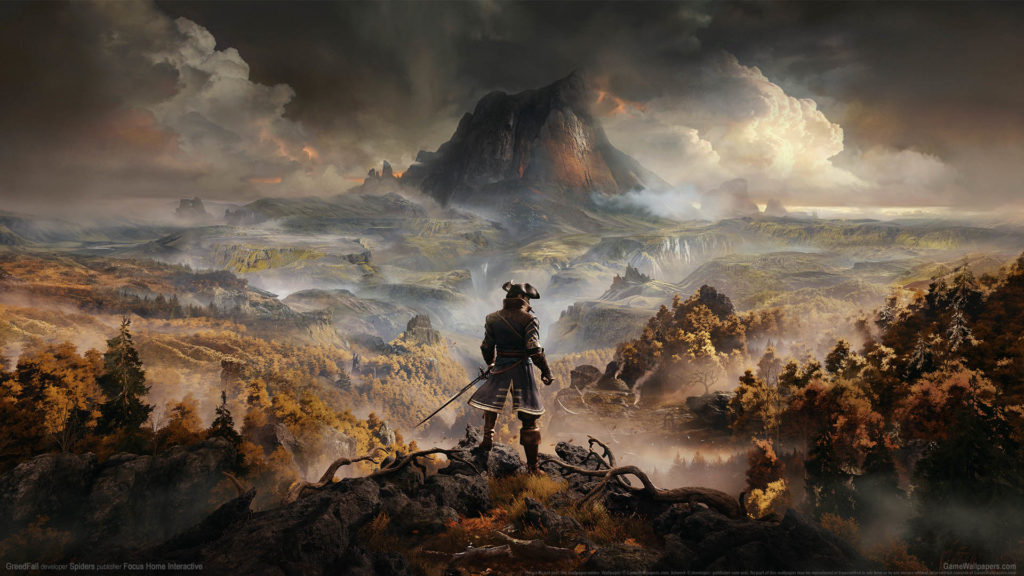 Greedfall HD Wallpaper Download for PC Windows 1