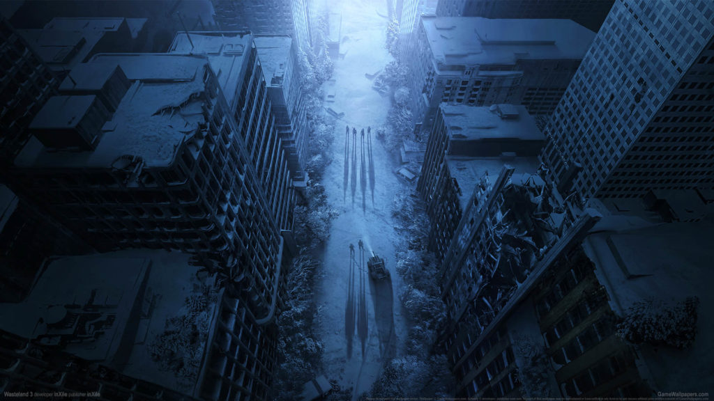Wasteland 3 HD Wallpaper Download for PC Windows 1