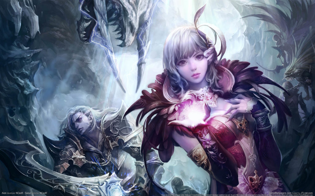 Aion HD Wallpaper Download for PC Windows 1