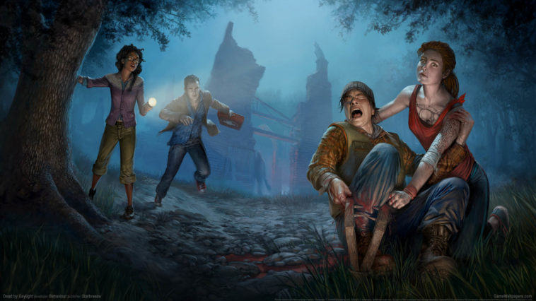 Dead by Daylight HD Wallpaper Download for PC Windows 1