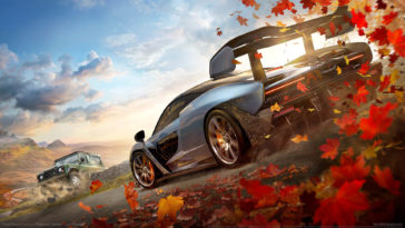 Forza Horizon 4 HD Wallpaper Download for PC Windows 4