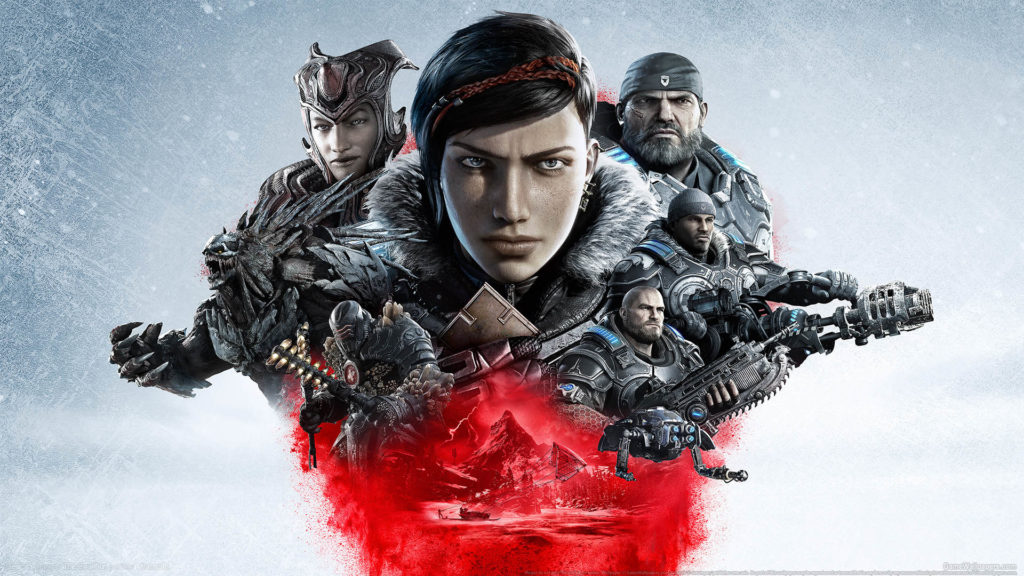 Gears 5 HD Wallpaper Download for PC Windows 1
