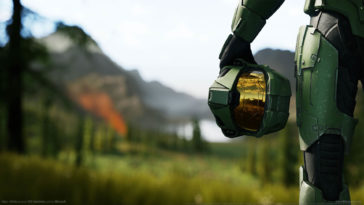 Halo: Infinite HD Wallpaper Download for PC Windows 7