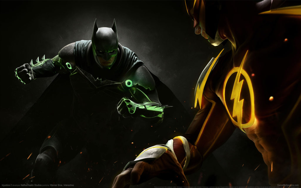 Injustice 2 HD Wallpaper Download for PC Windows 1
