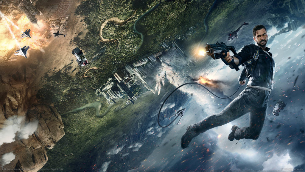 Just Cause 4 HD Wallpaper Download for PC Windows 1