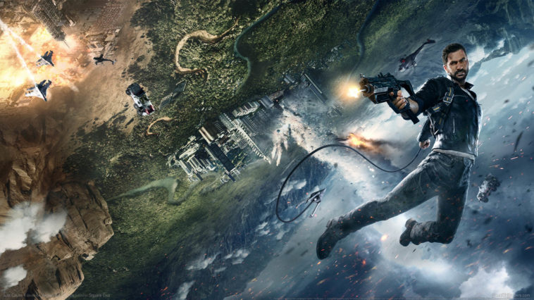 Just Cause 4 HD Wallpaper Download for PC Windows 2