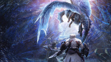 Monster Hunter World: Iceborne HD Wallpaper Download for PC Windows 6