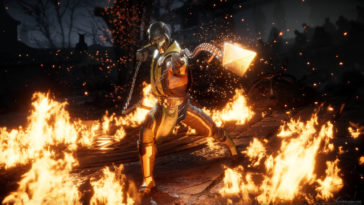 Mortal Kombat 11 HD Wallpaper Download for PC Windows 4