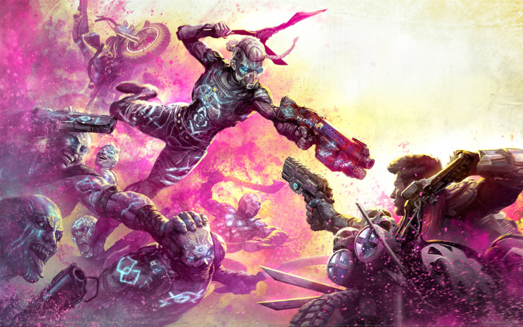 Rage 2: Rise of the Ghosts HD Wallpaper Download for PC Windows 1