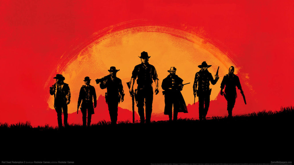 Red Dead Redemption 2 HD Wallpaper Download for PC Windows 1