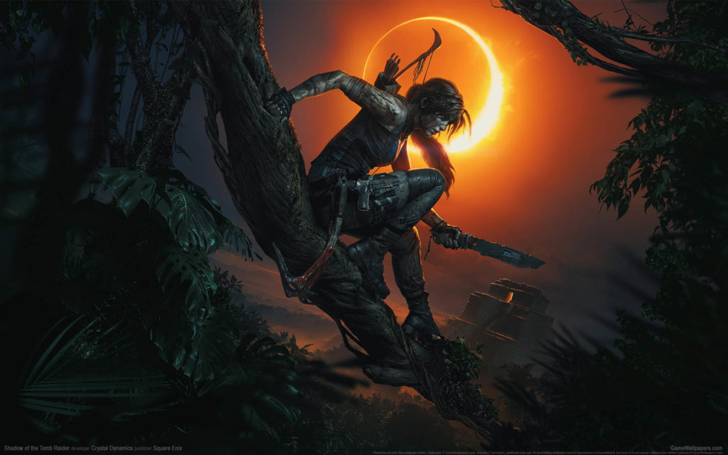 Shadow of the Tomb Raider HD Wallpaper Download for PC Windows 1