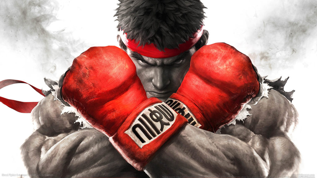 Street Fighter 5 HD Wallpaper Download for PC Windows 1