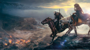 The Witcher 3: Wild Hunt HD Wallpaper Download for PC Windows 1