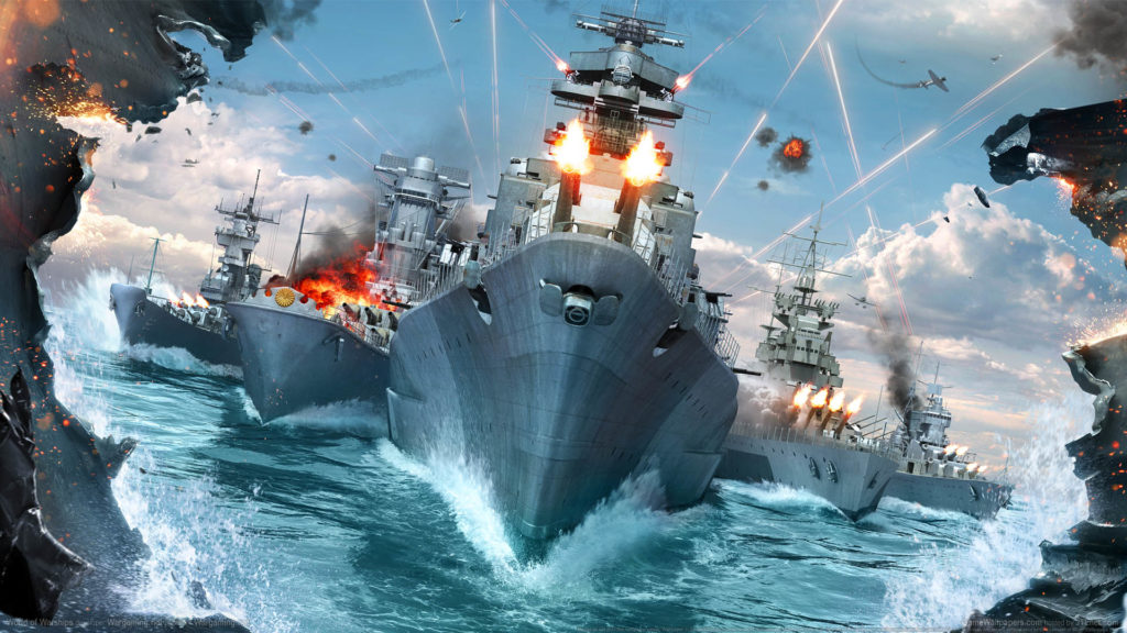 World of Warships HD Wallpaper Download for PC Windows 1