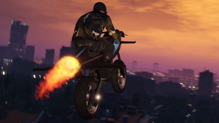 Grand Theft Auto 5 Mobile Operations