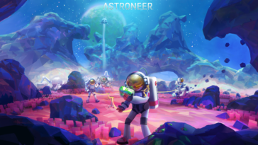 #1 ASTRONEER - The Crafting Update Full Guide and Walk through 2