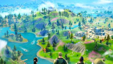 #1 Fortnite - A Full  Outfit Location 1