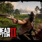 Red Dead Redemption 2 - Throughout on Map 13