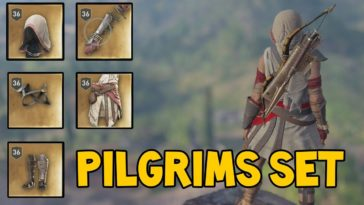 #1 Pilgrim's Armor Location - Assassin's Creed Odyssey 2