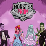 Monster Prom - Ways to Date Robots