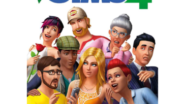 Sims 4 Poster