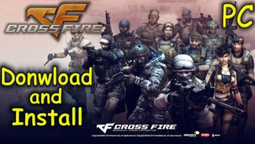 "Minimum Requirements of PC to play ""Crossfire"" 3"