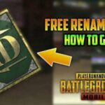 Change your name in PUBG Mobile 5