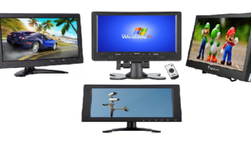 Portable monitors under $100