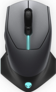 Alienware Wired/Wireless Gaming Mouse AW610M