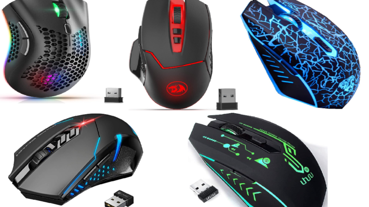 wireless gaming mouse under $20