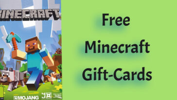 Free Minecraft Gift-Cards