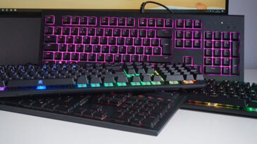 Top 5 Mechanical Gaming Keyboards under $200 7