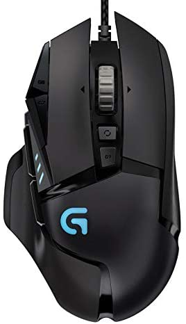 Best Gaming Mouse for Big Hands - 2021 Buying Guide 1