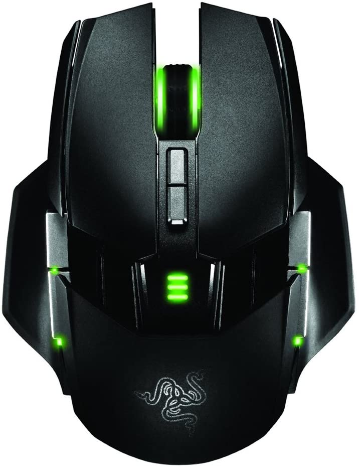 8 Best Left Handed Gaming Mouse - 2021 Buying Guide 5