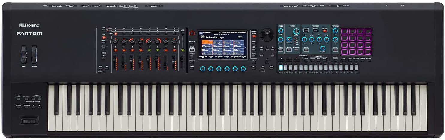 5 Best Keyboard Workstations 2021 - Buying Guide & Reviews 1