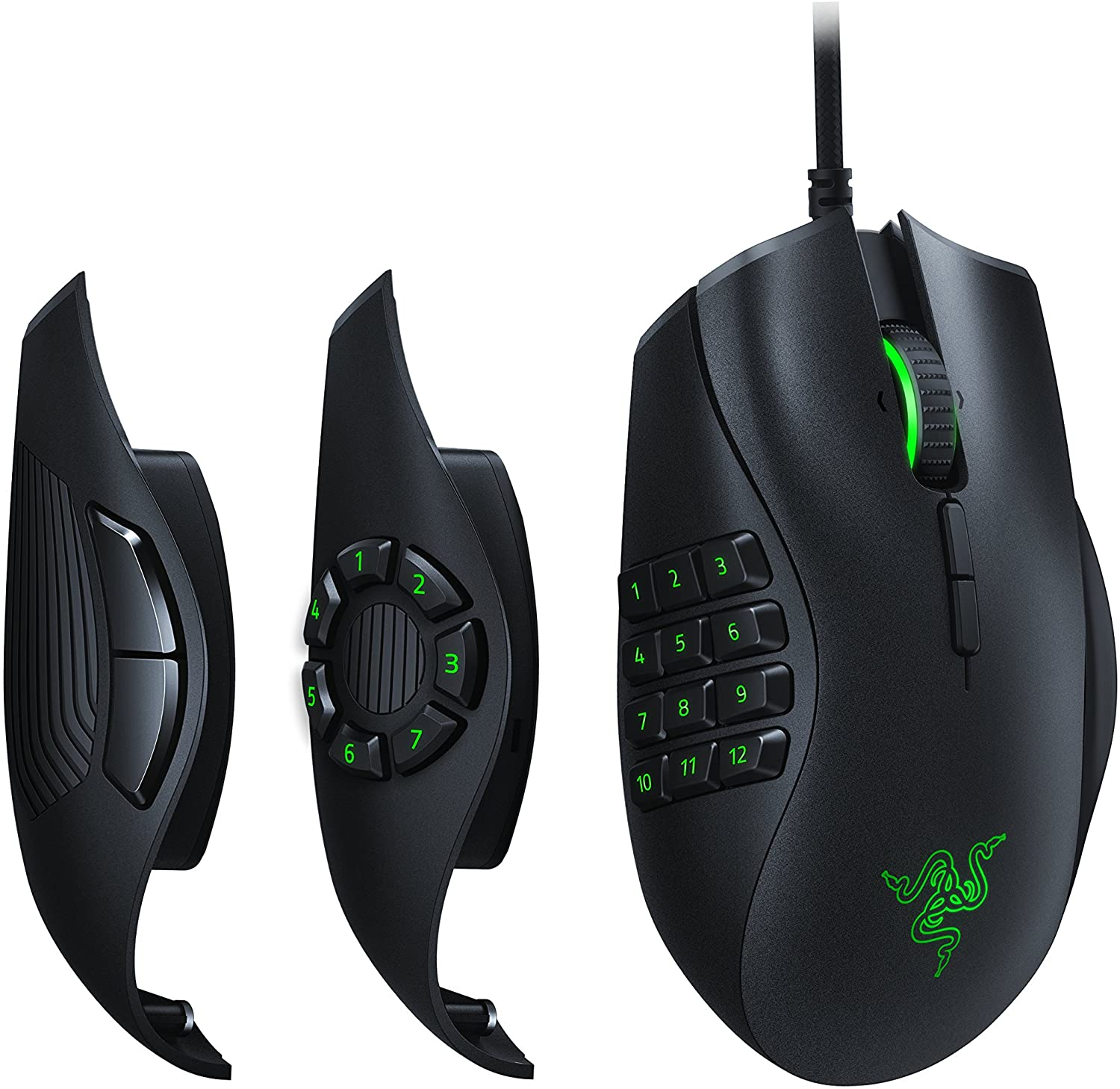 8 Best Left Handed Gaming Mouse - 2021 Buying Guide 6