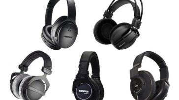 10 Best Closed Back Headphones 2021 - Buying Guide 10