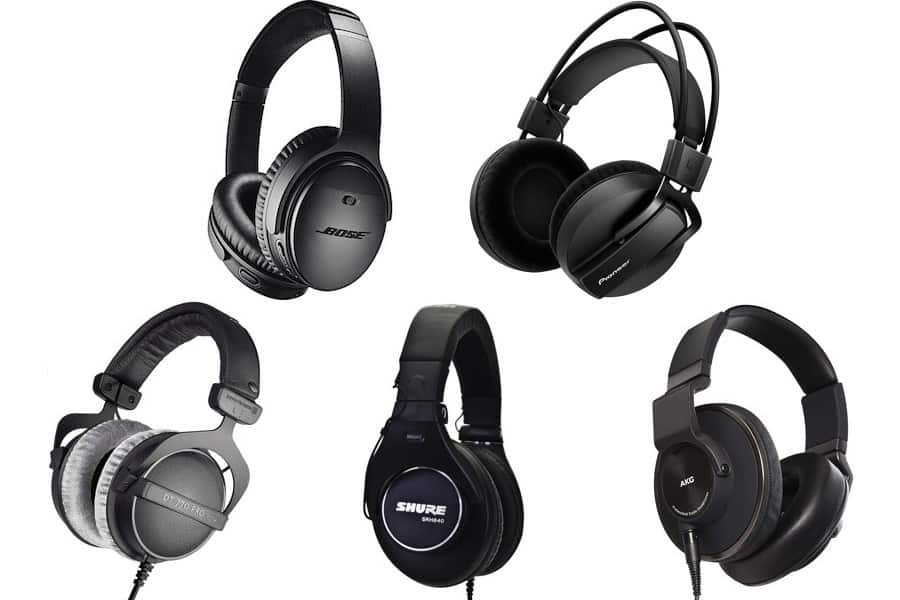 10 Best Closed Back Headphones 2021 - Buying Guide 2