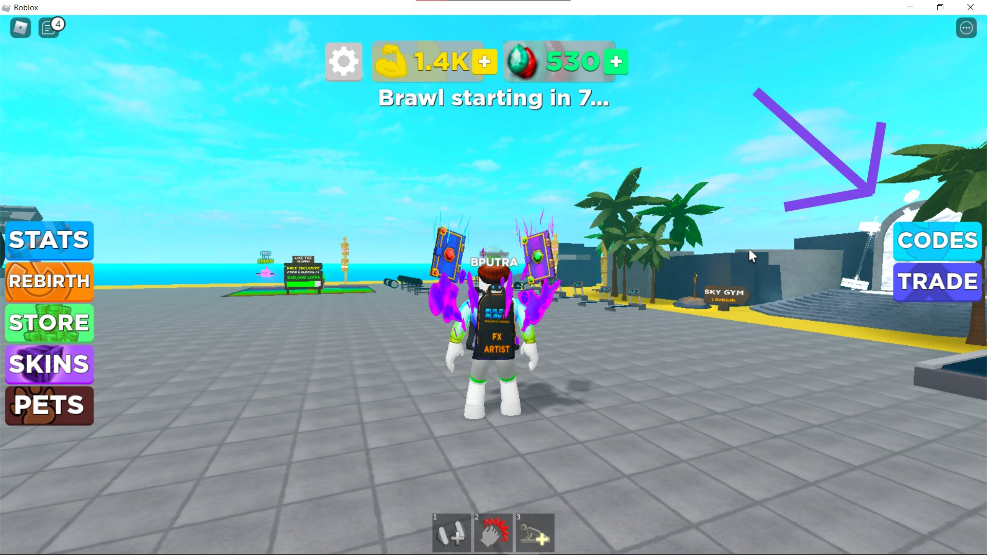 Exclusive Codes For Bad Business Roblox and Weight Lifting Simulator Roblox - September 2021 1