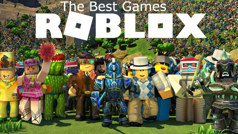 The 7 Best Games In Roblox - 2021 1